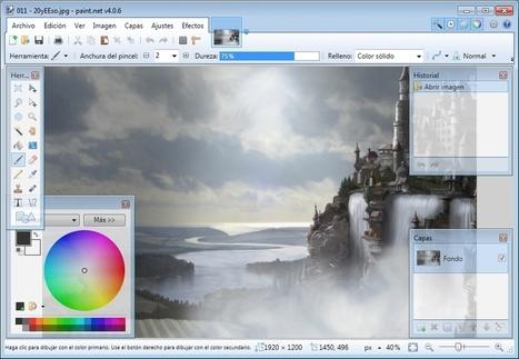 Los mejores editores de fotos gratuitos | Tecnologias m-learning | Scoop.it