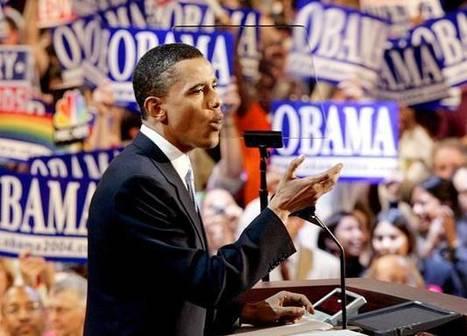 Rotupuhetta, huumoria, virsilaulantaa – kokosimme parhaat palat jäähyväisiä jättävän presidentti Obaman puheista | Opeskuuppi | Scoop.it