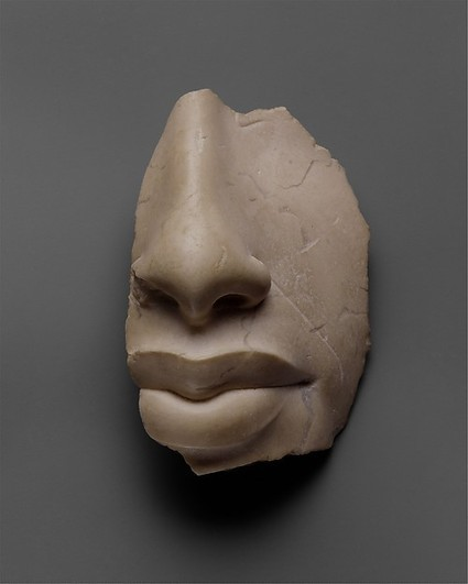 Nose and lips of Akhenaten | New Kingdom, Amarna Period | The Metropolitan Museum of Art | AncientHistory@CHHS 2012-13 | Scoop.it