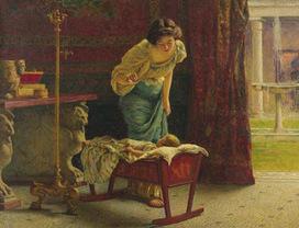 Los peligros del parto en Roma | EURICLEA | Scoop.it