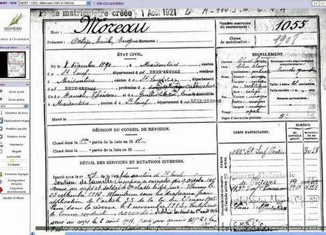 Nouvelle République : A la recherche du caporal clairon Octave Moreau -   GenealoNet   Scoop.it