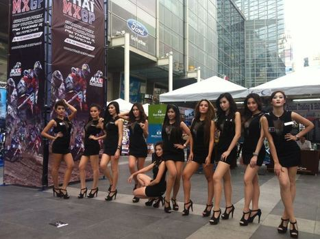 ThaiMXGP Girls 2013 Photo Album   FMSCT-Live.com   Scoop.it