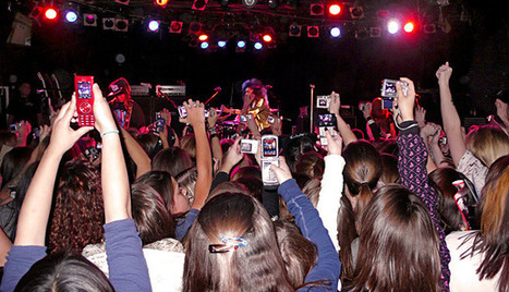 How To Rock Social Media: 5 Tips From Nic Adler, Owner Of The Roxy | Fast Company | Understanding Social Media | Scoop.it