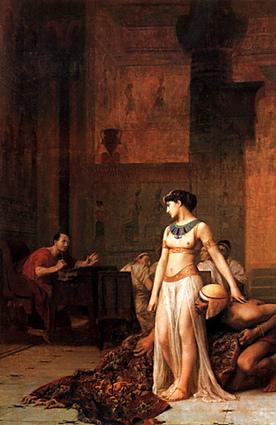 Cleopatra ante Cesar según Plutarco | Net-plus-ultra | Scoop.it