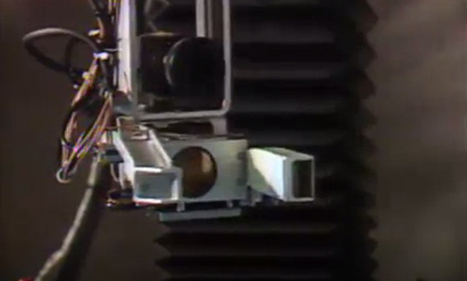 Tech Time Warp of the Week: SAM the Intelligent Robot, 1989   Wired Enterprise   Wired.com   Heron   Scoop.it
