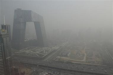 China to Boost Solar Power Goal 67% as Smog Envelops Beijing | Global Warming | Scoop.it