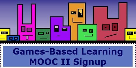 Games-Based Learning MOOC | Educators CPD Online | Creative Education, Learning, Technology and Change | Scoop.it