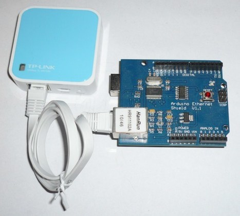 enc28J60 e Arduino (11) | Arduino - Ethernet | Scoop.it