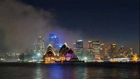 La nuit du nouvel an à Sydney | Timelapses | Scoop.it