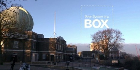 Solar System in a box | Creative educational learning | Scoop.it