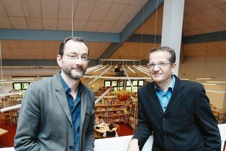 Un salon de lecture numérique à la médiathèque d'Anglet | Aménagement des espaces et nouveaux services en bibliothèque | Scoop.it