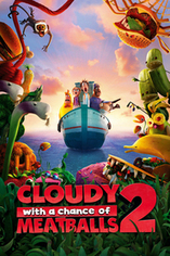 Watch Cloudy with a Chance of Meatballs 2 Full Movie Online Streaming HD | Movie | Scoop.it