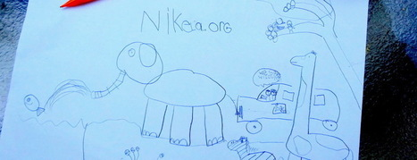 I have some questions about Africa asks a seven year old | Wildlife Conservation: People and Stories | Scoop.it