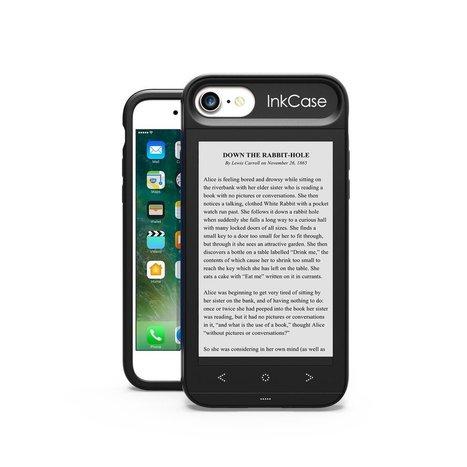Oaxis InkCase i7 : économisez la batterie de votre iPhone 7 avec ce second écran E Ink | e-paper - e-ink - le papier électronique - écran flexible | Scoop.it