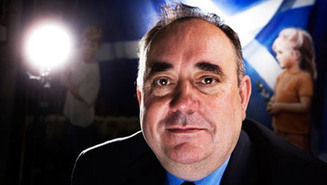Alex Salmond's dance of the seven veils - Click on Wales | My Scotland | Scoop.it