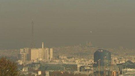 Stationnement résidentiel gratuit à Paris jeudi en raison d'un pic de pollution - France 3 Paris Ile-de-France   Nouvelle Donne   Scoop.it