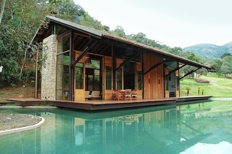 House in Itaipava by Cadas Architecture | Design Love | Scoop.it