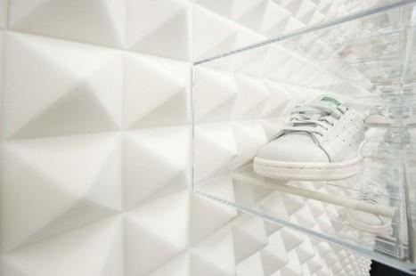 Adidas Shoebox Shop adidas stan smith shoebox store   pop-up stores