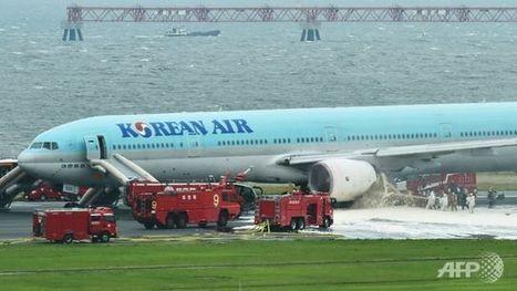 #Korean #Air passengers recall near-disaster at #Tokyo#airport — @barkinet #fb   Chromium   Scoop.it