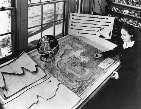 How One Woman's Discovery Shook the Foundations of Geology | STEM Connections | Scoop.it