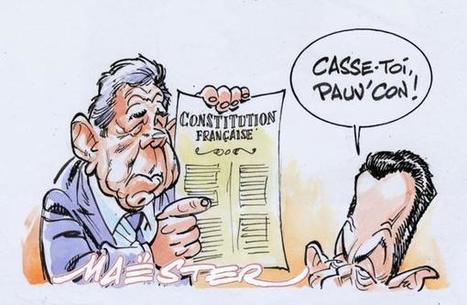 Rosaelle: le Conseil d'opposition de Sarkozy | Rosaelle | Scoop.it