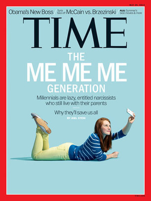 """Millennials: The Me Me Me Generation"": The Next Steps | Leadership 2.0 | Scoop.it"