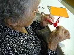 [Eng] 1040 grues de papier faites par une femme de 96 ans pour honorer les victimes du tsunami affichées au festival |  The Mainichi Daily News | Japon : séisme, tsunami & conséquences | Scoop.it