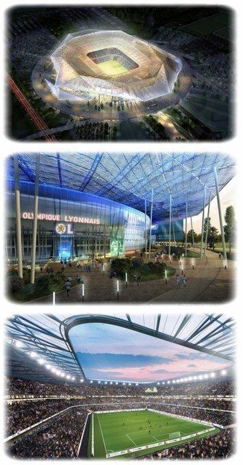 LYon-Sports.fr: Le Grand stade OL land avance... doucement   LYFtv - Lyon   Scoop.it