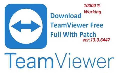 Teamviewer 13 Crack License Key Full Free | gra