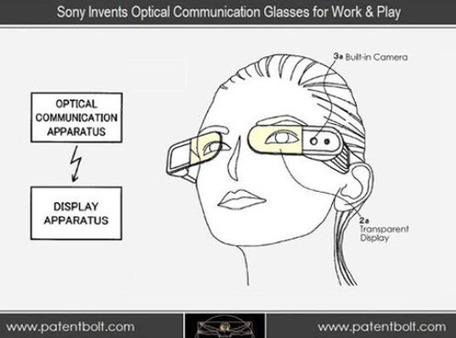Augmented reality glasses from Sony may be coming - QR Code Press | Marketing in the physical world | Scoop.it