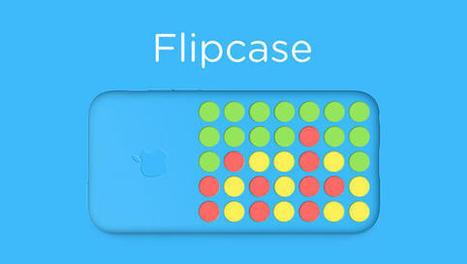 Flipcase : l'application qui transforme votre i... | Applications Iphone, Ipad, Android et avec un zeste de news | Scoop.it