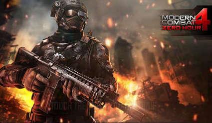 Modern Combat 4 Zero Hour 1 2 0f apk' in Android Games | Scoop it