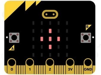 Weather on micro:bit | Open Source Hardware News | Scoop.it