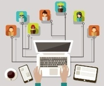 8 Ways To Better Online Collaboration Among Your Remote Team | Collaboration in Online Courses | Scoop.it