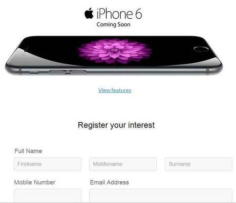 iPhone 6 and iPhone 6 Plus at Smart Postpaid Plan   TechConnectPH News   Scoop.it