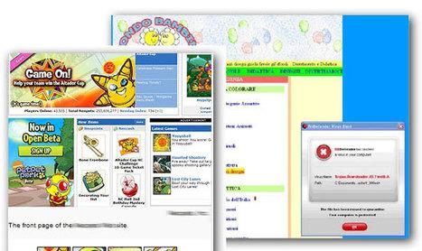 Scammers y hackers: Objetivo --> niños y niñas... para robar los datos de sus progenitores   Cuidando...   Scoop.it