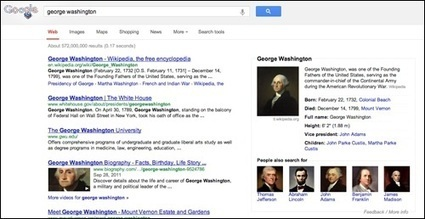 Confirmed: Google Moving Search Options Above Results   Google Plus EXPERT M Boudreau   Scoop.it
