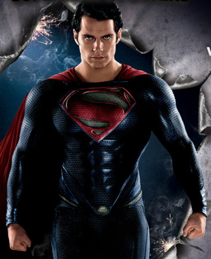 Man Of Steel (2013) - MoonProject | Moon Project | Scoop.it