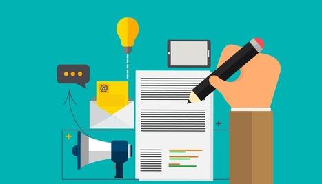 Cómo crear un plan de contenidos paso a paso desde cero | Social Media & Actualidad 2.0 | Scoop.it