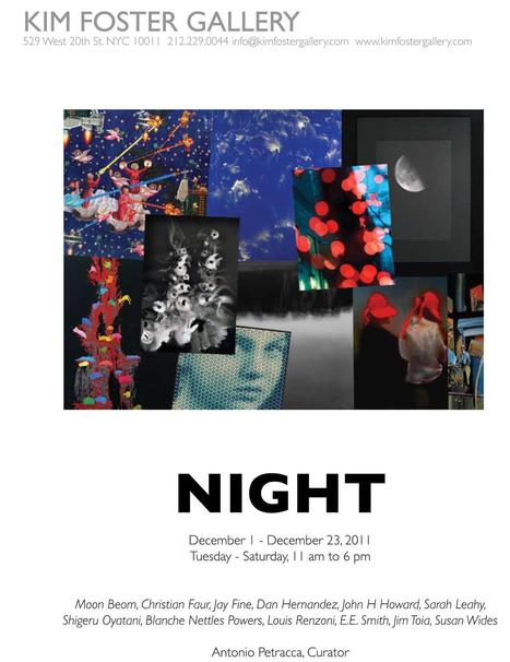 Night at the Kim Foster Gallery | New York I Love You™ | Scoop.it