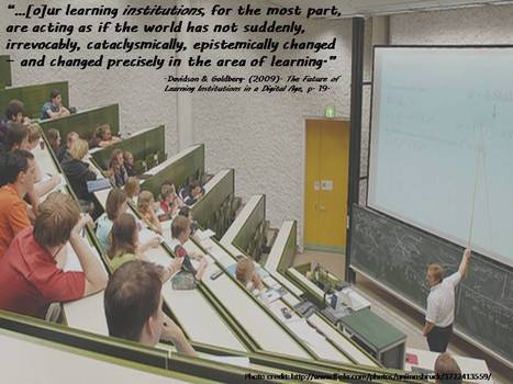"""Why Teachers Aren't Making """"The Shifts"""" 
