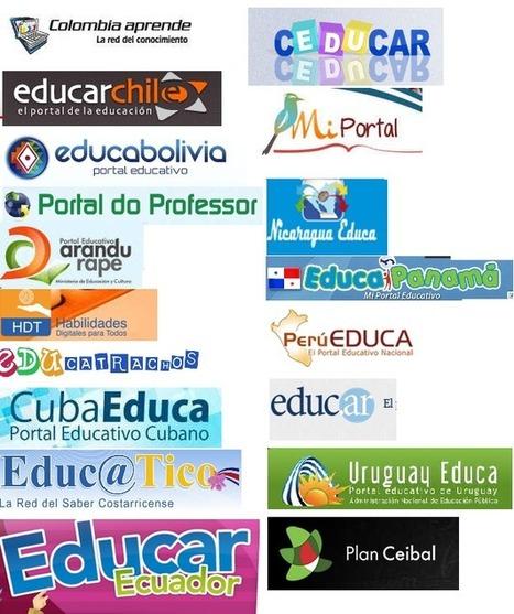 Como encontrar un millar de Recursos TIC en Latinoamérica | Código Tic | Scoop.it