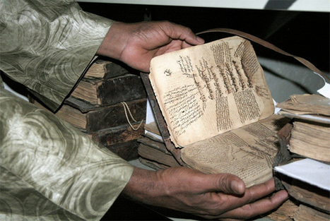 'Libraries in Exile' fights to save priceless manuscripts in Mali | Read Read Read | Scoop.it