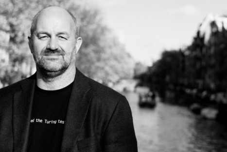 Talking the Cloud Business with Amazon CTO Werner Vogels | cross pond high tech | Scoop.it