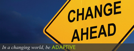 5 Steps For Leading Through Adaptive Change | Improving Organizational Effectiveness & Performance | Scoop.it