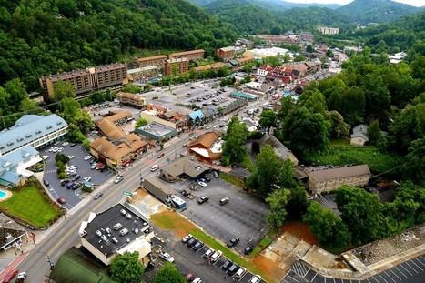 Gatlinburg, la porte d'entrée des Smokies | Lost In The USA | AmeriKat | Scoop.it