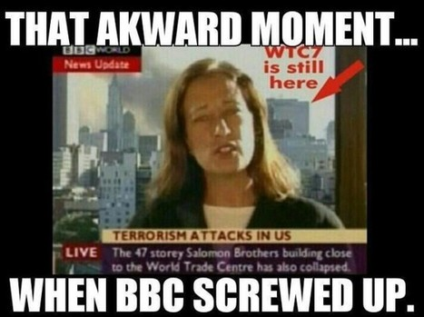 BBC Foreknowledge of 911 Collapse of WTC Building' in