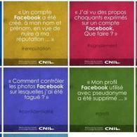 La Cnil investit Facebook pour expliquer comment y protéger sa vie privée | Archimag | CDI RAISMES - MA | Scoop.it