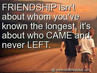Best Friendship Day Whatsapp Status Friendshi
