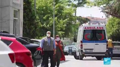 TURQUIE / Les hôpitaux turcs érigés en modèle de bonne gestion face au Covid-19
